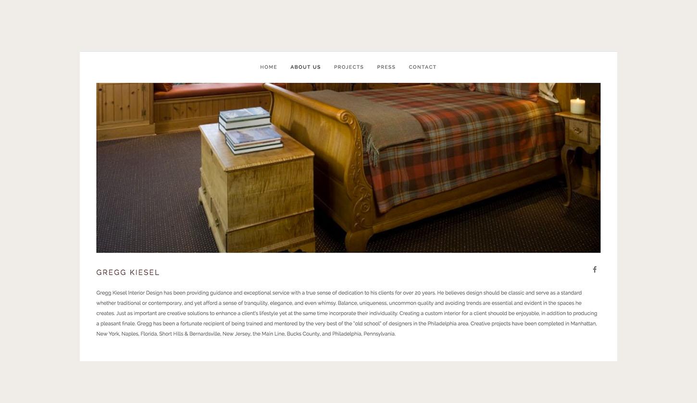 Website design in New Hope, Pennsylvania